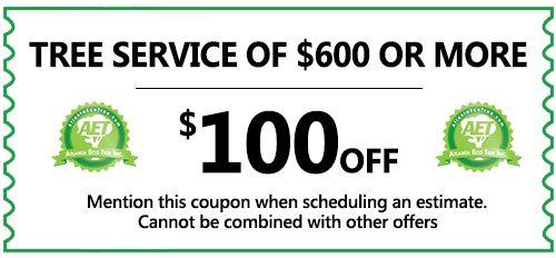 Atlanta Eco Tree coupon